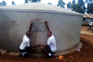 The Water Project: Tulon Secondary School -  Clean Water