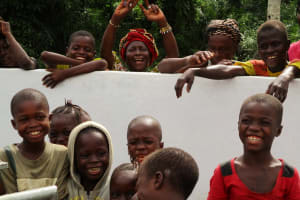 The Water Project: Baya Community -  Clean Water