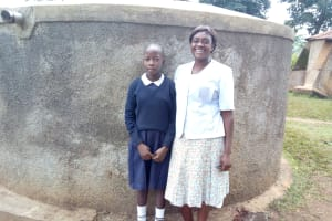 The Water Project: Rosterman Primary School -