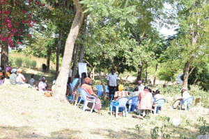 The Water Project: Kathama Community -  Training