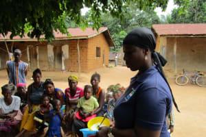 The Water Project: Baya Community -  Training
