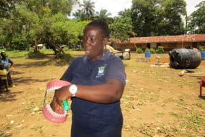 The Water Project: Kulufai Rashideen Secondary School -  Training