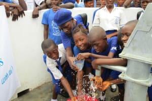 The Water Project: Kulufai Rashideen Secondary School -  Clean Water