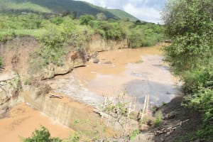 The Water Project: Kathama Community -  Phase