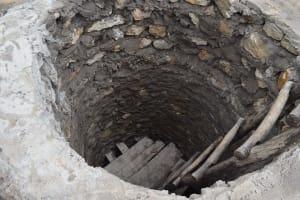 The Water Project: Ilinge Community C -  Excavation