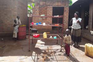 The Water Project: Rubona Kyagaitani Community -  Household