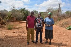 The Water Project: Matoma Nyumba Kumi Sand Dam Project -