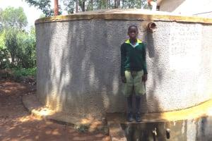 The Water Project: Eburenga Primary School -