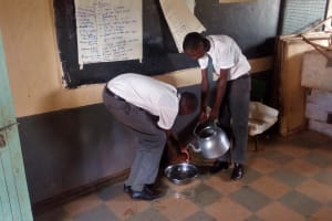 The Water Project: Tulon Secondary School -  Training