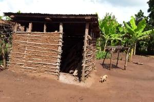 The Water Project: Rubona Kyagaitani Community -  Kitchen