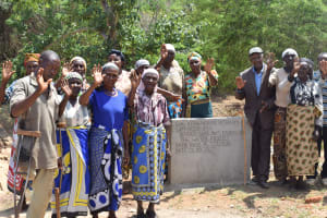 The Water Project: Kithuluni Community A -  Finished Well