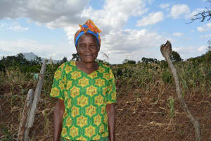 The Water Project: Muselele Community A -  Grace Asuman
