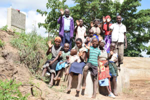 The Water Project: Muselele Community A -  Clean Water