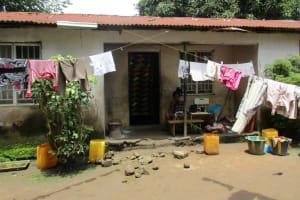 The Water Project: Benke Community, Waysaya Road -  Household