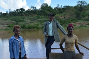 The Water Project: Musunguu Community D -