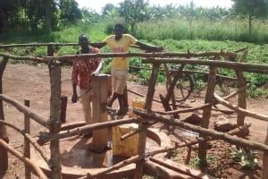 The Water Project: Kinuuma Community -