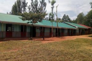 The Water Project: Madegwa Primary School -  School Grounds