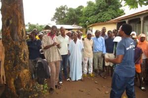 The Water Project: Kasongha Community, 16 Komrabai Road -  Forming The Committee
