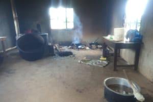 The Water Project: Malimili Secondary School -  Kitchen