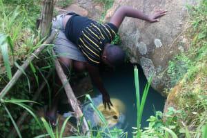 The Water Project: Samson Mmaitsi Secondary School -  Mungavo Spring
