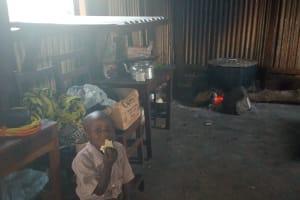 The Water Project: Mutsuma Secondary School -  Kitchen