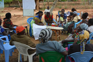 The Water Project: Nzalae Community A -  Day Four Training