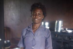 The Water Project: Eshisiru Secondary School -  School Cook