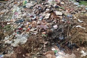 The Water Project: Samson Mmaitsi Secondary School -  Garbage Site