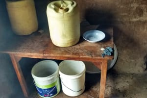 The Water Project: Mulwakhi Primary School -  Water Containers