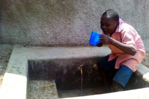 The Water Project: Lukala Primary School -  Clean Water
