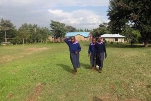 The Water Project: Ematetie Primary School -  School Grounds