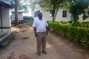 The Water Project: Eshisiru Secondary School -  Headteacher