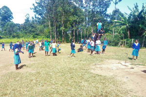 The Water Project: Munyanda Primary School -  School Grounds