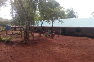 The Water Project: Chavakali Primary School -  School Grounds