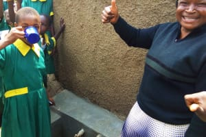 The Water Project: Buhunyilu Primary School -  Clean Water