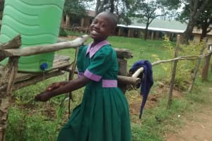 The Water Project: Chandolo Primary School -  Hand Washing Stations