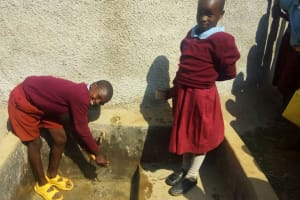 The Water Project: Emulakha Primary School -  Clean Water