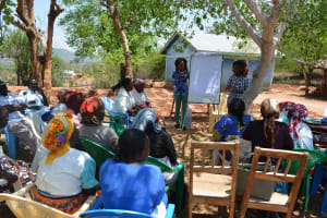 The Water Project: Nzalae Community A -  Day One Training