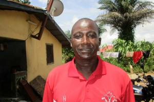 The Water Project: New London Community, Magburaka Road -  Morlai Kamara