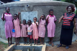 The Water Project: Irenji Primary School -  Clean Water