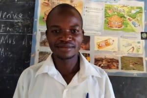 The Water Project: Mulwakhi Primary School -  Headteacher Naboth Anjichi