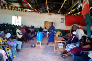 The Water Project: Buhunyilu Primary School -  Training