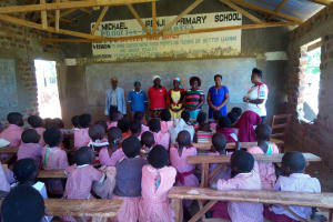 The Water Project: Irenji Primary School -  Training