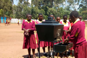 The Water Project: Shanjero Primary School -  Training