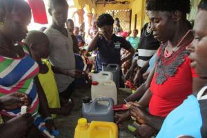 The Water Project: Mayaya Village A -  Training