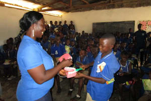 The Water Project: Gbaneh Bana SLMB Primary School -  Training