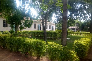 The Water Project: Eshisiru Secondary School -  School Grounds