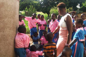 The Water Project: Lukala Primary School -  Training