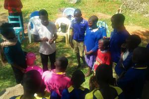 The Water Project: Shiyunzu Primary School -  Training