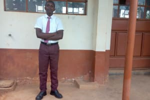 The Water Project: Mwitoti Secondary School -  Ctc President